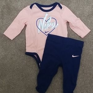 2 piece Nike outfit 6 month